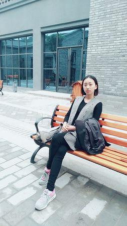 2016级中文播音部成员:孙洁
