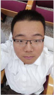 2017级中文播音部成员:祝锦成